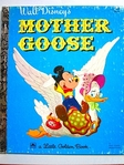 洋書 Walt Disney's Mother Goose
